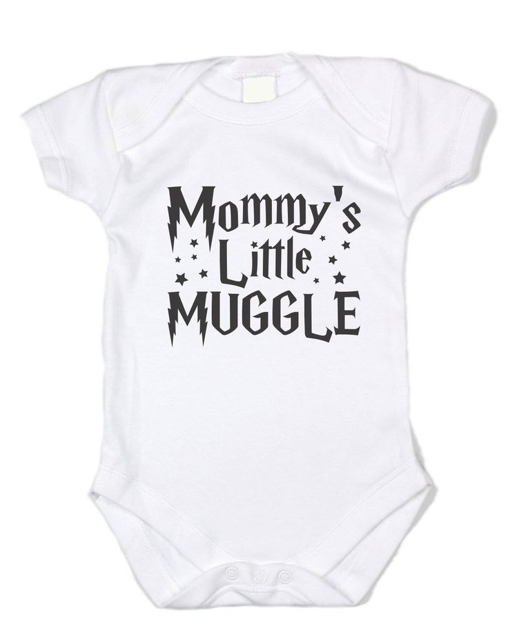 """Mischief Managed"", this Harry Potter style onesie is now available from Baffle and makes a great gift for any new family. - Great Gift Idea for any Harry Potter Fans - 100% Cotton Onesie, Tagless for"