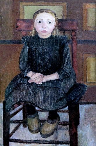 385 best images about paula modersohn becker on pinterest deutsch museums and portrait. Black Bedroom Furniture Sets. Home Design Ideas