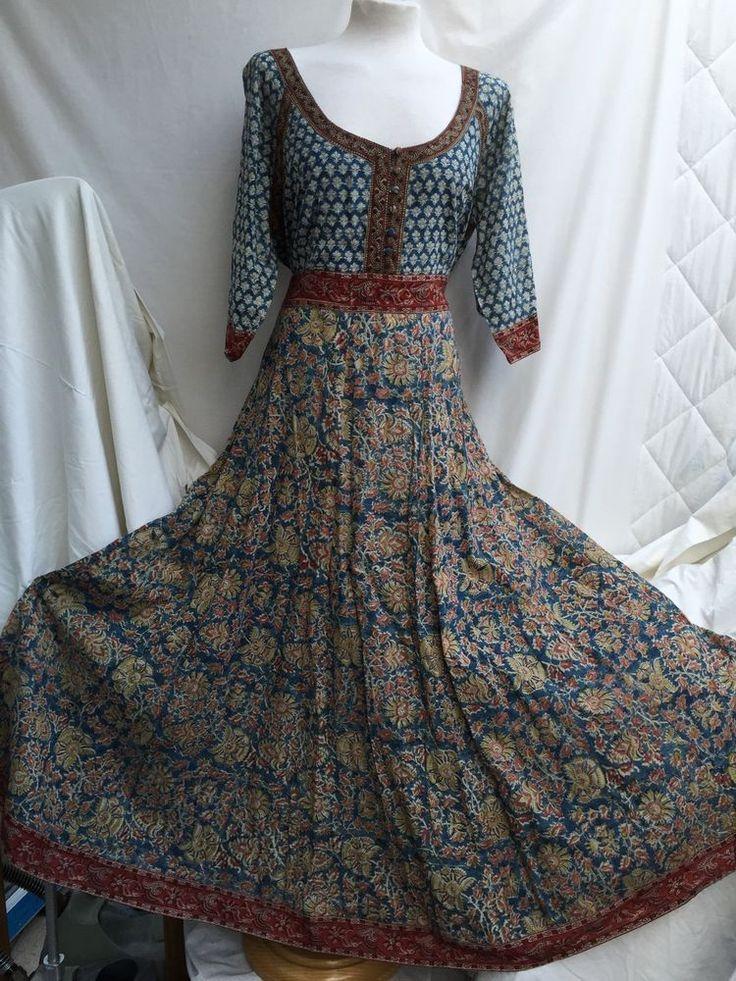 39 Best Block Print Indian Dresses Images On Pinterest
