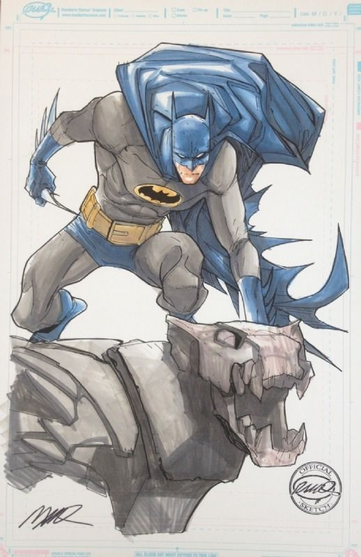 Batman - Humberto Ramos