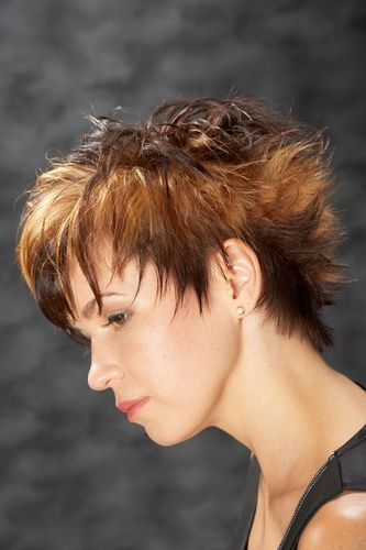 spiky haircuts for 127 best pixie haircut images on hair cut 3462