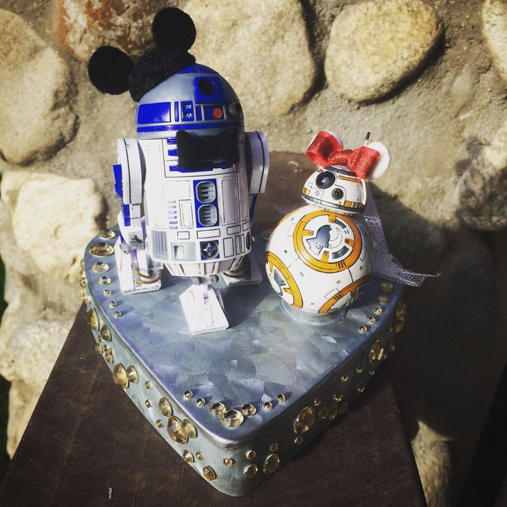 r2d2 and bb8 wedding cake topper 17 best images about side projects on wickets 18949