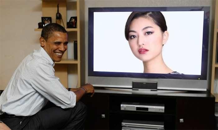 Sari Nakazawa Miss Universe Japan 2016 watch live Obama