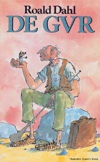 Vroeger.. Toen ik nog boeken las in plaats van pinterest afstruinen.. #nostalgie de Grote Vriendelijke Reus - Roald Dahl