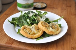 Herb-Cheese Palmiers Recipes — Dishmaps