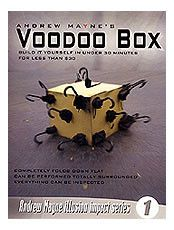 Voodoo Box by Andrew Mayne - Book