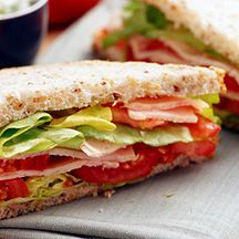 How to: sandwiches (Post from Weight Watchers, written in Dutch)