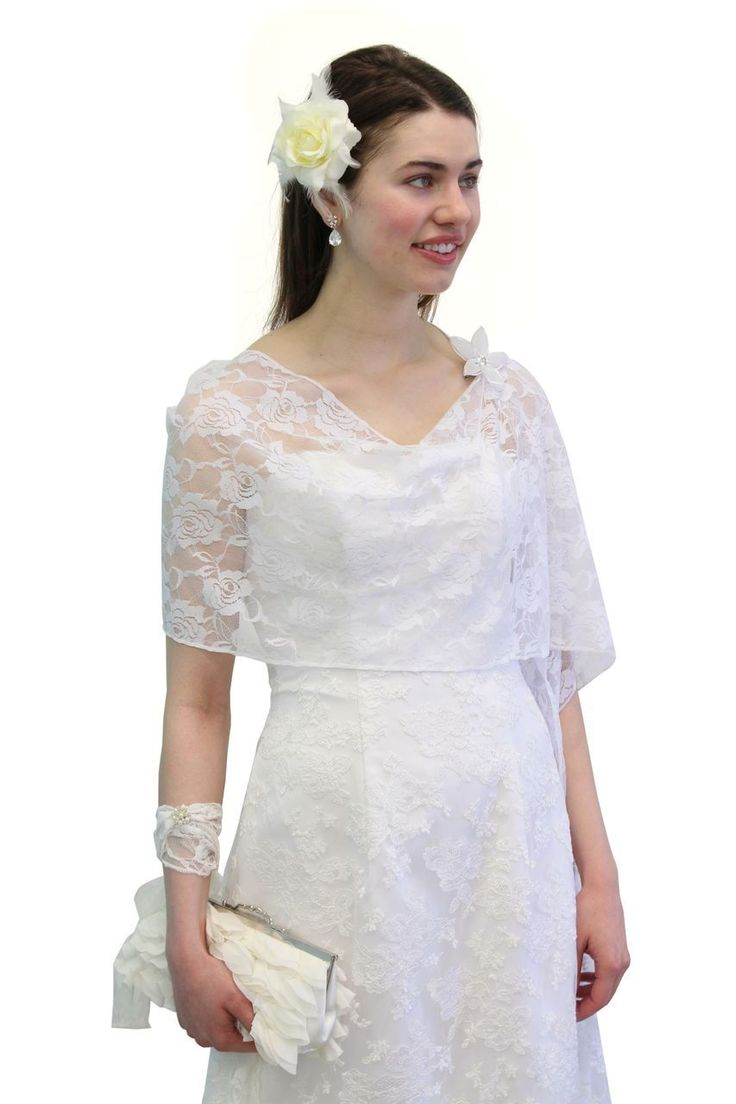 10 best Bridal shawl, lace shawl, lace bolero, bridal cape images ...