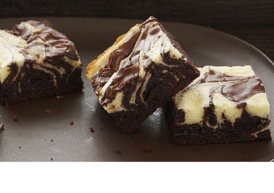 Marbled Brownies | Recipe