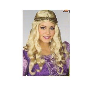 Renaissance Girl Wig (Blonde)