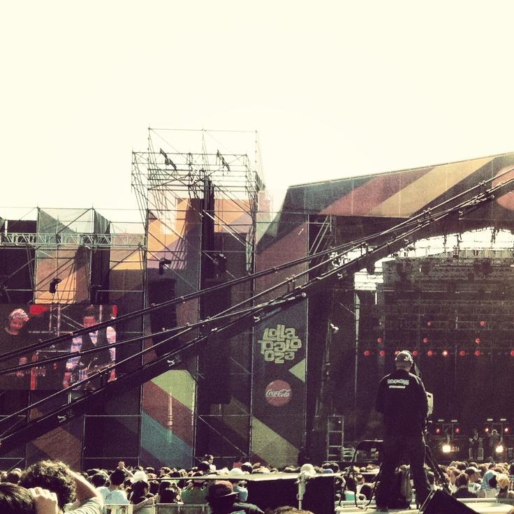 Of Monsters and Men - Lollapalooza Chile, Sábado 6 de Abril de 2013 Parque O'higgins.