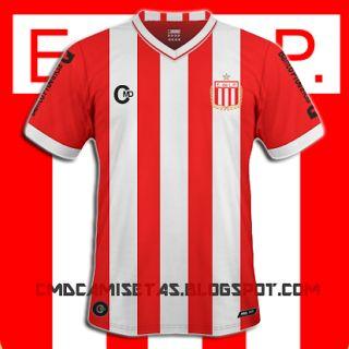 CMD ® | Camisetas: CLUB ESTUDIANTES DE LA PLATA (La Plata, Buenos Aires, Argentina).