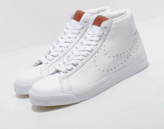 nike blazer premium leather