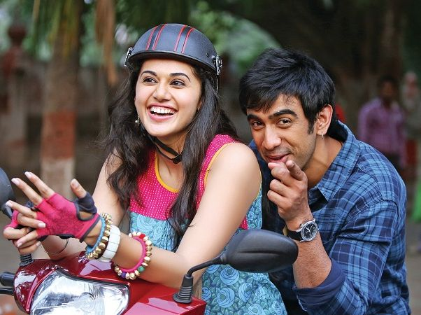First Look: Taapsee Pannu and Amit Sadh's 'RunningShaadi.com' looks entertaining