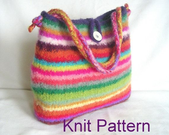 Knitting Meaning : Best images about knitted purses on pinterest