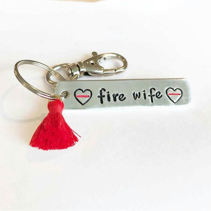 GREAT VALENTINE'S GIFT Limited quantity of this Fire Wife Key Chain is now on the website. Go to http://ift.tt/2aftxS9 and it's located under all products. . http://ift.tt/2aftxS9 . . .  #firetruck #firedepartment #fireman #firefighters #ems #kcco  #brotherhood #firefighting #paramedic #firehouse #rescue #firedept  #theberry #feuerwehr #crossfit #112 #brandweer #pompier #medic #ambulance #emergency #bomberos #Feuerwehrmann  #firefighters #firefighter #firehose  #fireservice #strażpożarna…