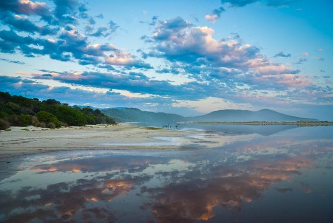 New River Lagoon, #Tasmania #travel #Australia