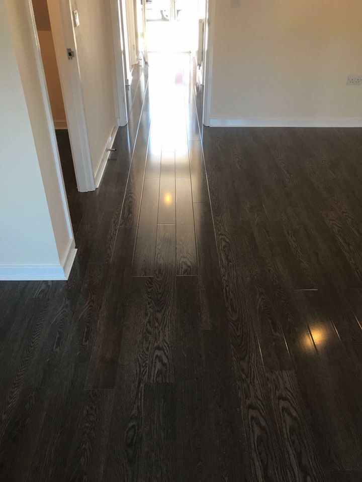Laminate Flooring, Dark Grey Laminate Flooring For Bathrooms