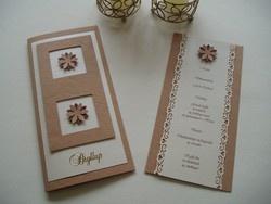 Bryllup-invitationer