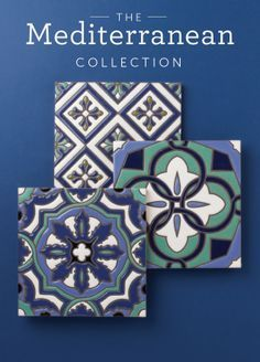 Take a Trip Across the Sea with the Mediterranean Collection | Fireclay Tile Design and Inspiration Blog | Fireclay Tile