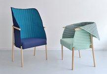 Step   Gabriel.dk,  de reddot 2015, geniaal idee van een knusse stoel