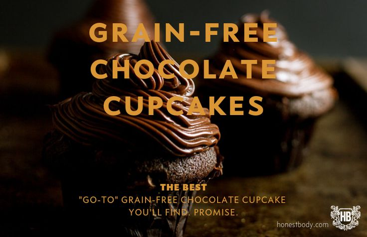 My Go-To Cupcake Recipe (Paleo, Primal, GAPS, Grain-free, Gluten-free)