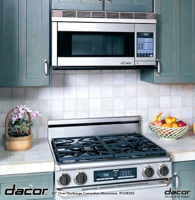 Discovery 30 Over The Range Convection Microwave Hood
