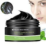 #4: Peel Off Mask Blackhead Peel Off Mask Black Mask Blackhead Remover Mask Deep Cleaning Mask Tearing Style Purifying Mask Active Natural Charcoal Mask Oil-control Anti Pore Acne Treatment (120g)