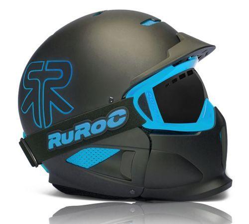 "Ruroc RG1-X ""Black Ice"" Helmet - $269"