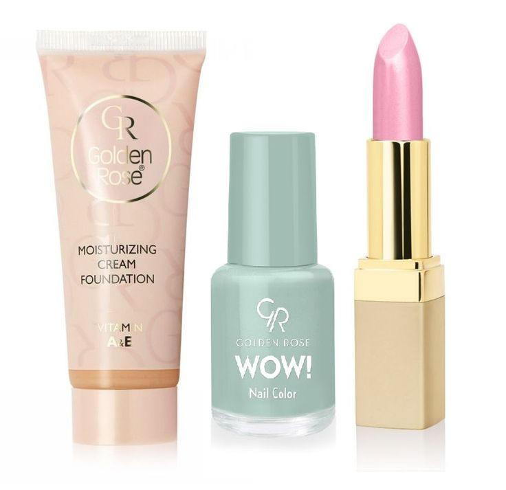 Golden Rose Spring Make-up