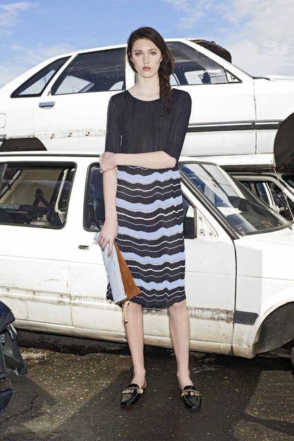 Sonia Rykiel, Look #7