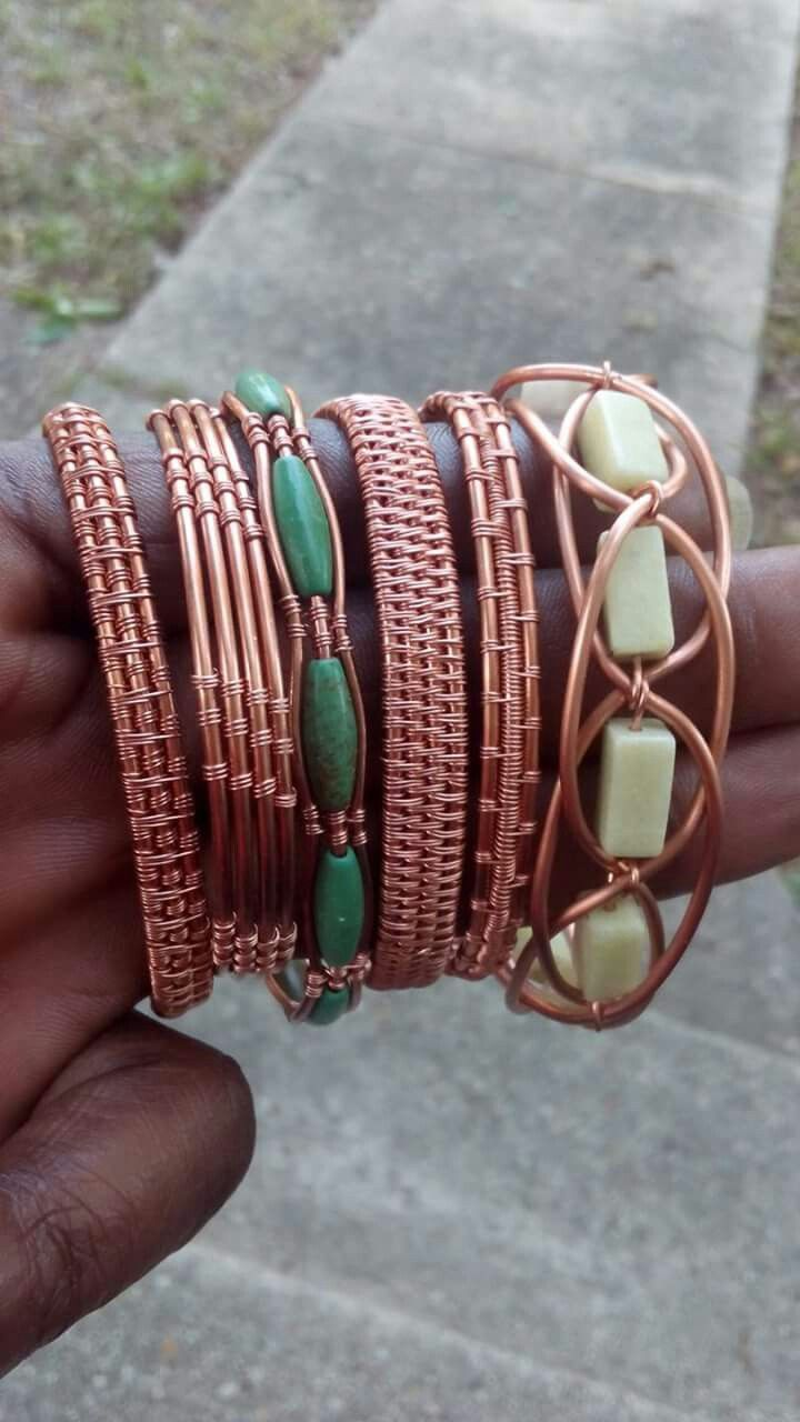 Inspiring bracelets
