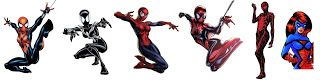 "The Comic Book Hero: May ""Mayday"" Parker Spider-Girl/Woman costume hist..."