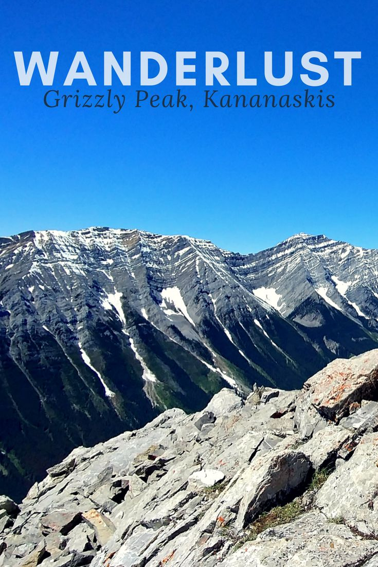 Need some wanderlust inspiration? Check out these photos from the beautiful Grizzly Peak..