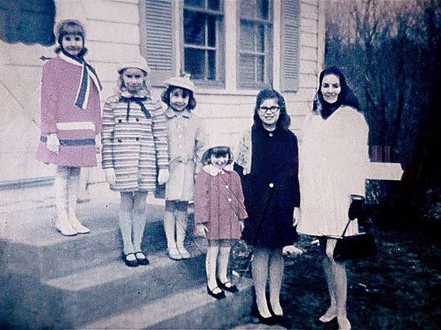 HOUSE OF DARKNESS: THE HAUNTING OF THE PERRON FAMILY: Little did the Perron family know, their dream home was a house of horrors. #ghost #haunted