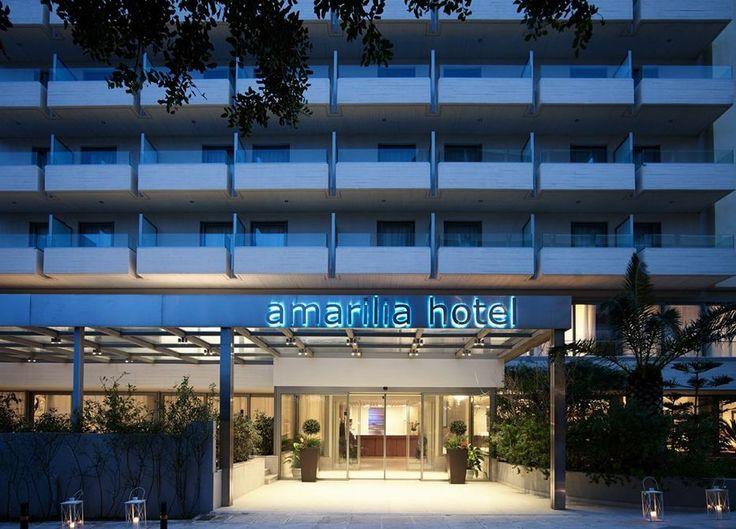 Fan Coils Galletti στο Amarilia Hotel - Ανθέα Α.Ε. στην Βουλιαγμένη Αττικής.