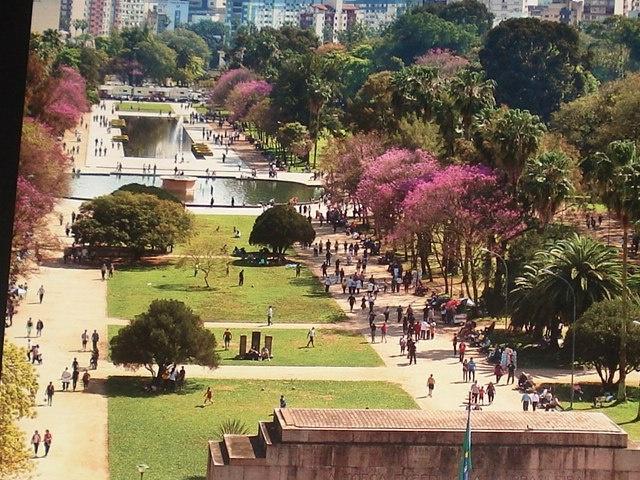 Pq da Redenção - Porto Alegre - RS