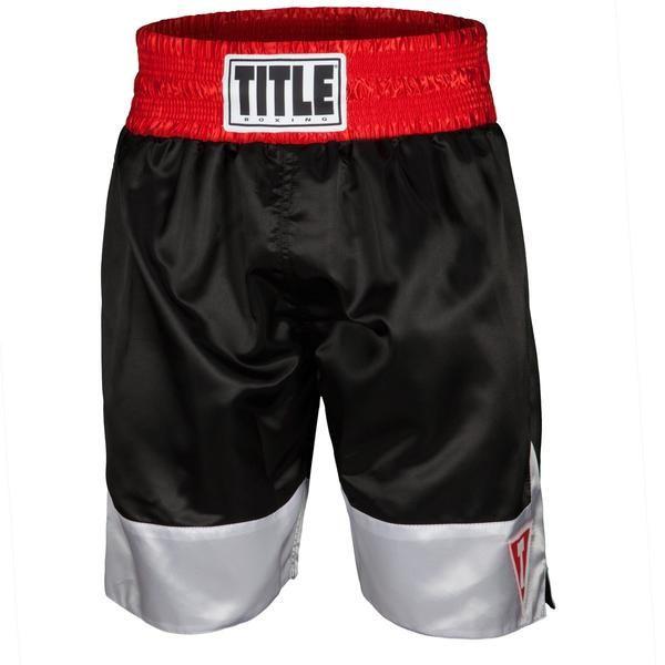 TITLE FORCE BOXING TRUNKS – Casanova Boxing USA