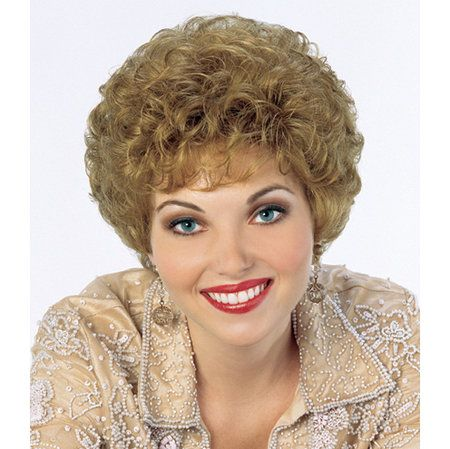 Holiday Wig Short Curly Wigs Short Hair Styles Wigs