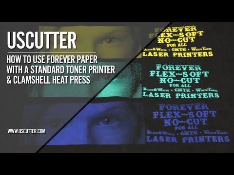 How to Use Forever Paper with a Standard Toner Pri…