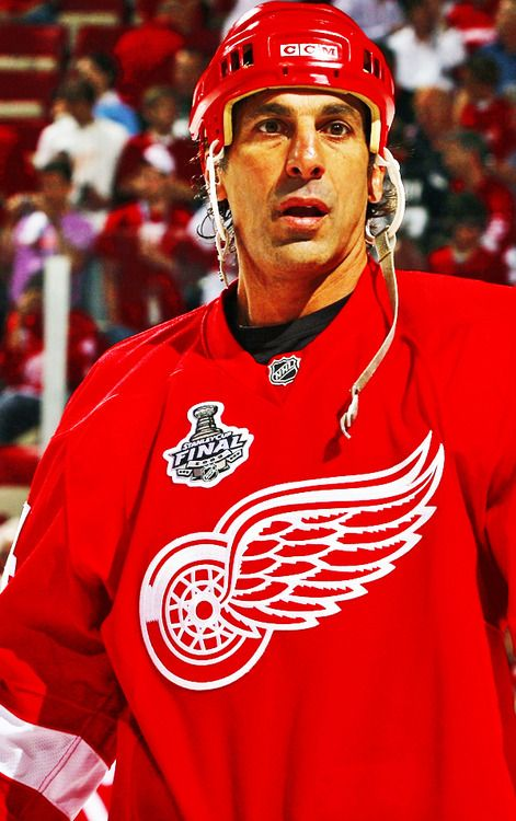 Chris Chelios, Detroit Red Wings, My favorite player ever!