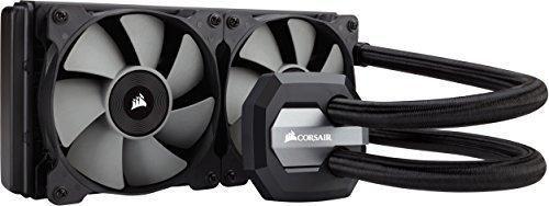 Corsair Hydro Series H100i v2 Extreme Performance Liquid CPU Cooler Black