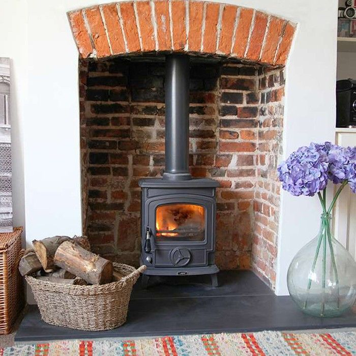 AGA Little Wenlock Multifuel / Woodburning Stove £674 £555