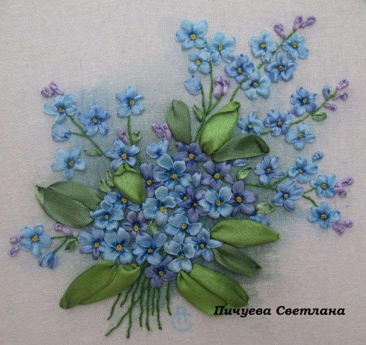 Gallery.ru / Фото #15 - Незабудки - Fyyfvbwrtdbx1957