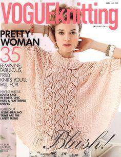 Vogue Knitting Early Fall 2012 - Monika Romanoff - Picasa Web Albums