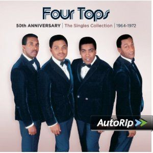 Four Tops - 50th Anniversary The Singles Collection 1964-1972  #christmas #gift #ideas #present #stocking #santa #music #records