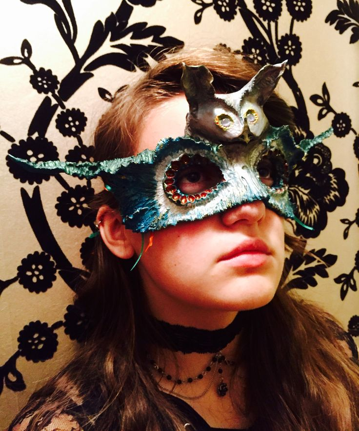 Mask by LisaRoxette