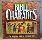 BIBLE CHARADES 1995 FACTORY SEALED