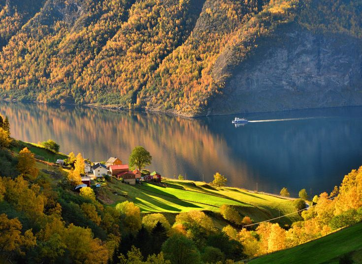 Norway outdoor mountain grass water tree mountainous landforms Nature reflection atmospheric phenomenon wilderness Lake River autumn valley season leaf morning hill mountain range flower landscape rural area evening reservoir sunlight aerial photography computer wallpaper lush hillside surrounded
