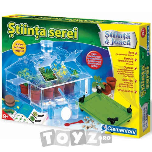 Science & Play: Kit Stiinta serei